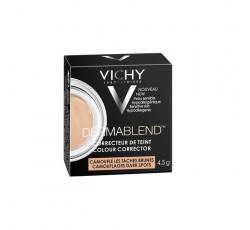 Vichy Maquilhagem Dermablend Corretor Pessego ( Manchas Castanhas)  4,5G