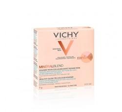 Vichy Maquilhagem Mineralblend Pó Mosaico Médio  9G
