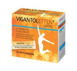 Vigantoletten Sticks Saq X 30