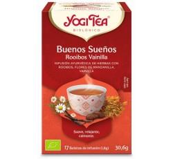 Yogi Tea Bio Cha Bons Sonhos 17 Saq