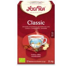 Yogi Tea Bio Cha Classic 17 Saq