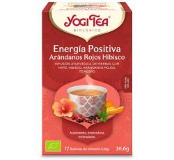 Yogi Tea Bio Cha Energia Positiva 17 Saq