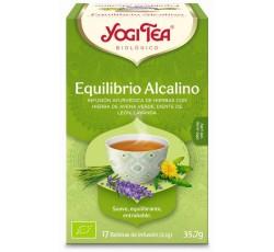 Yogi Tea Bio Cha Equilibrio Alcalino 17 Saq