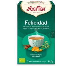 Yogi Tea Bio Cha Felicidade 17 Saq