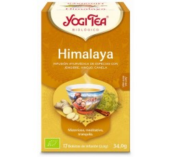 Yogi Tea Bio Cha Himalaya 17 Saq