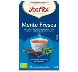 Yogi Tea Bio Cha Menta Fresca 17 Saq