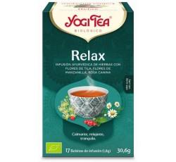 Yogi Tea Bio Cha Relax 17 Saq