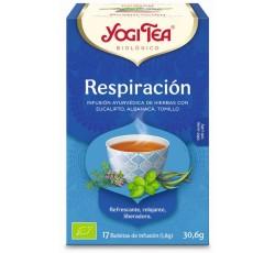 Yogi Tea Bio Cha Respiracao 17 Saq