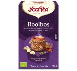 Yogi Tea Bio Cha Rooibos 17 Saq
