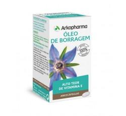 Arkocapsulas Caps Oleo Borragem X 50