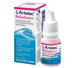 Artelac Rebalance Colirio Lent Cont 10mL