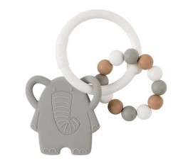 Nattou Roca Silicone Elefante