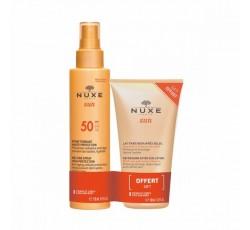 Nuxe Sun Spray Rosto Corpo SPF50+150ml OFT Lt Pos Solar 100ml