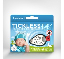 Tickless Baby Repel Ultrason  Bege