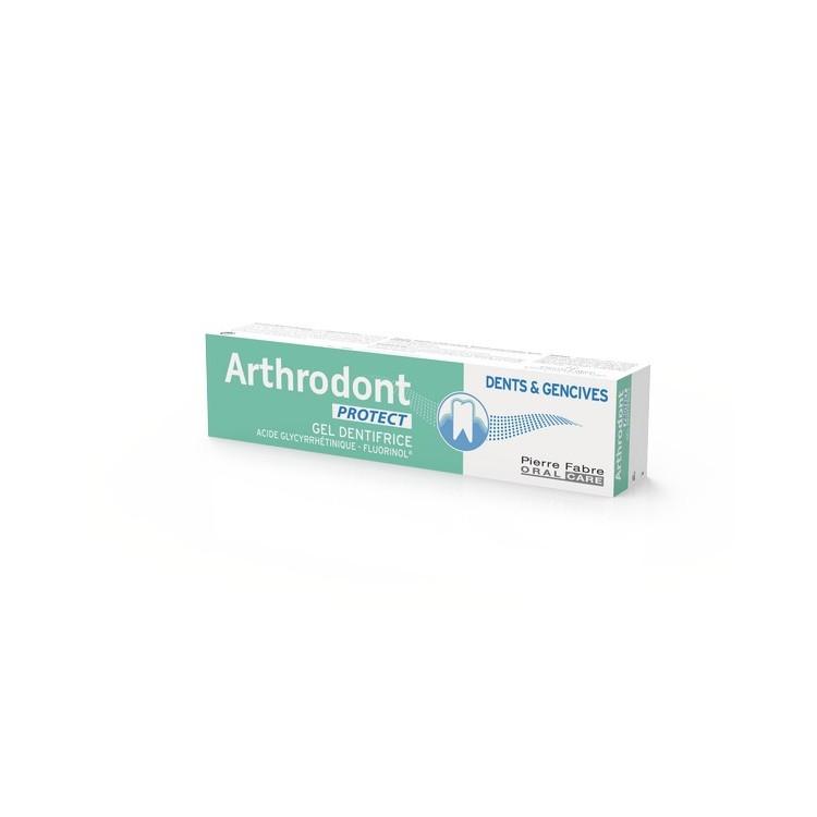Arthrodont Protect Gel Dentífrico Dentes e Gengivas 75mL