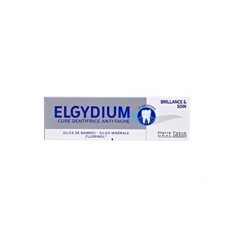 Elgydium Pasta Dentes Branqueadora Brilho e Cuidado 30mL