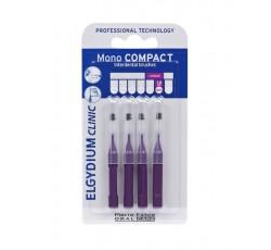 Elgydium Clinic Escovilhão Compact Mono Roxo Pack 4x