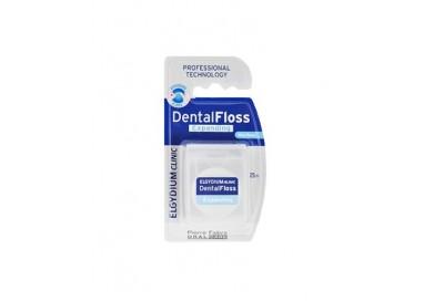 Elgydium Clinic Fio Dental White Expanding 25M