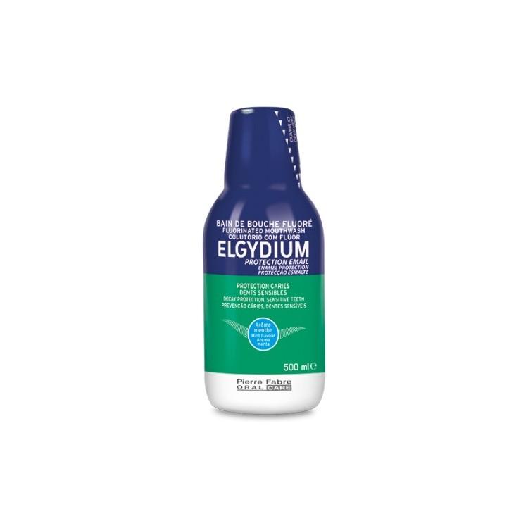Elgydium Colutório Flúor 500 mL