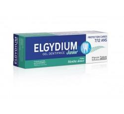 Elgydium Júnior Gel Menta Suave Proteção Cáries 50ml