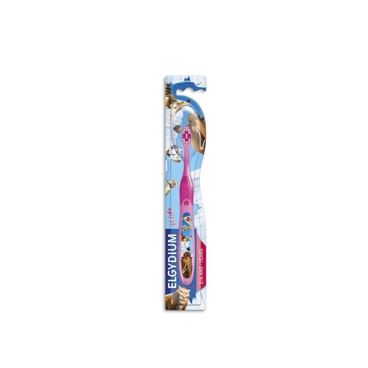 Elgydium Kids Escova Dentes Idade do Gelo 2-6A