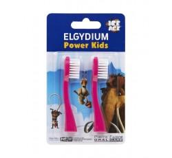 Elgydium Kids Recarga Escova Power Elétrica