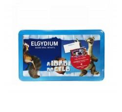 Elgydium Kids Gel Dentífrico Morango 50 mL Idade do Gelo Oferta Escova