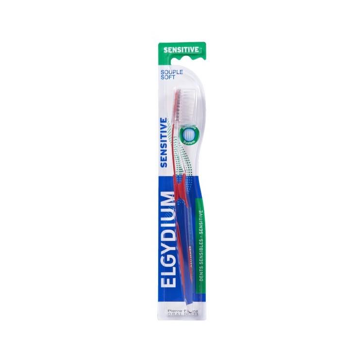 Elgydium Sensitive Escova Dentes Suave